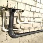 Замена труб канализации в квартире: на что лучше менять + пример выполнения работ