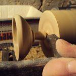 Токарная приставка — токарный станок из дрели