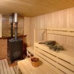 Как изготовить кирпичную и металлическую печь для бани