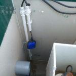Световая аварийная сигнализация для канализации