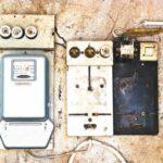 Монтаж распределительного электрощитка