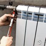 Как установить биметаллический радиатор — установка биметаллических радиаторов + фото