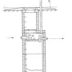 Переливной и накопительный септик из бетонных колец