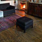 Технология обработки и состаривания деревянного пола