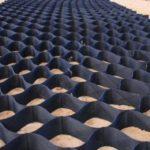 Объемная георешетка или как укрепить грунт на склоне