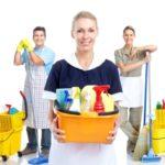 Генеральная уборка различных помещений