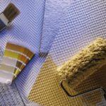 Отделка стен — обои, краски и текстуры