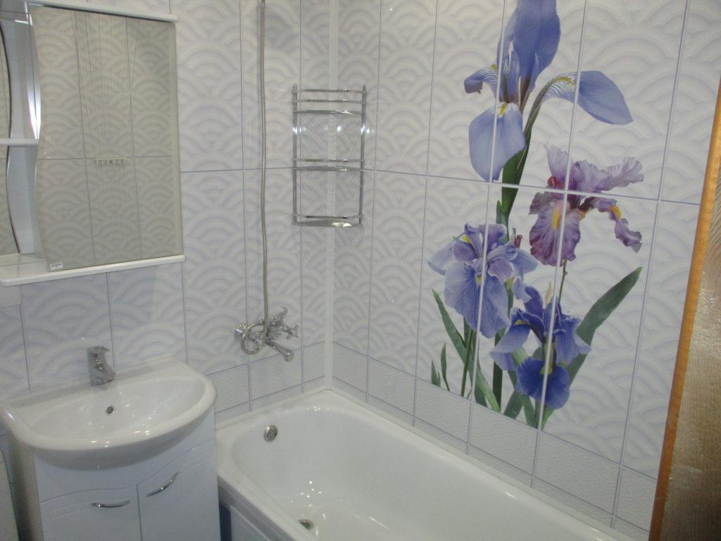 Как оформить и отремонтировать ванную комнату