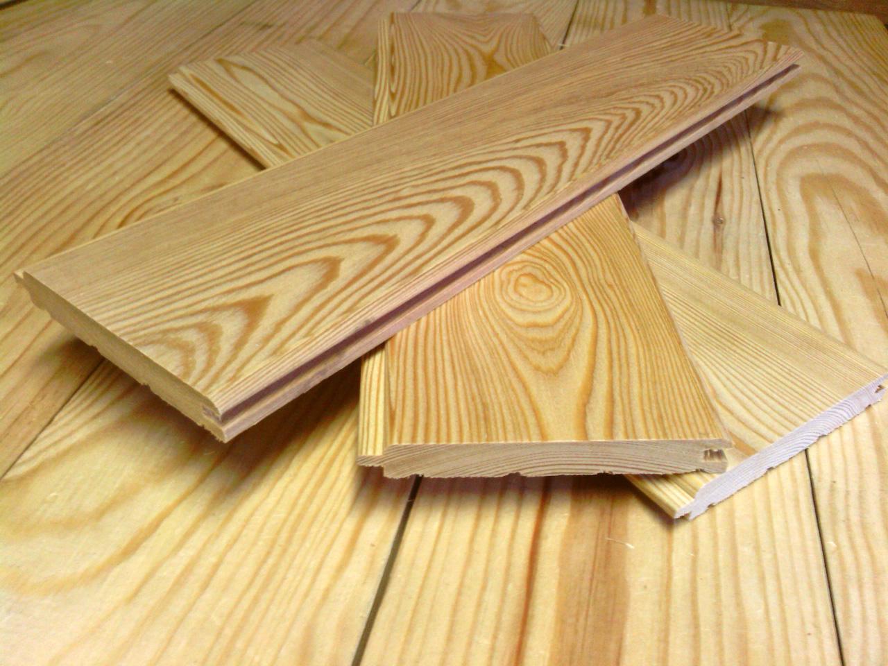 Строительные материалы из лиственницы